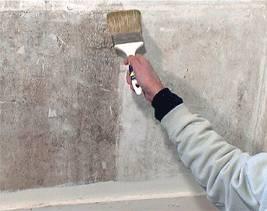 Глубоко проникающая укрепляющая грунтовка под покраску бетонного фасада обязательна