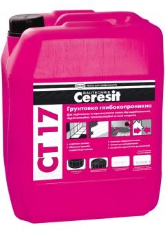 Глубокопроникающий состав Ceresit CT 17