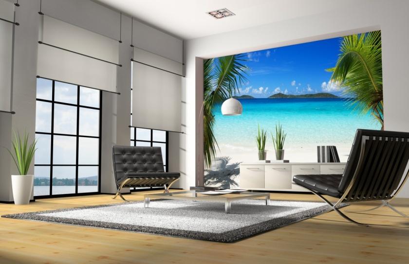 Гостиная на берегу