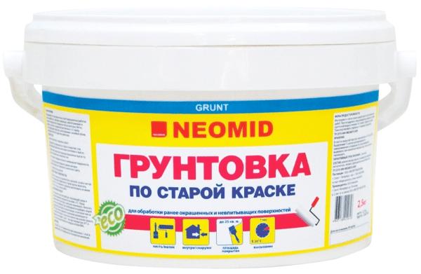 Грунт Neomid