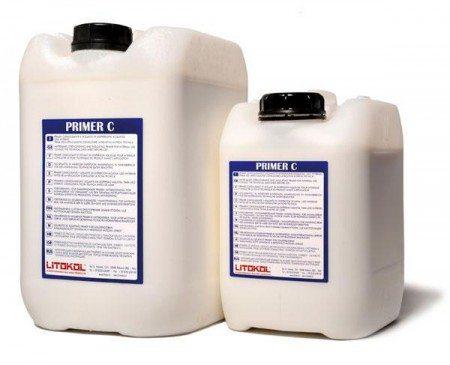 Грунт Primer C образует прочную водонепроницаемую пленку