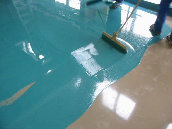 Грунтовка под наливной пол обеспечивает его надёжную фиксацию