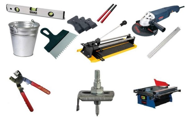 Инструменты для выполнения отделочных работ