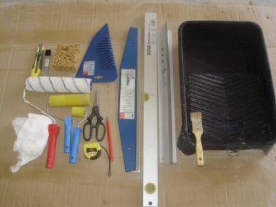 Инструменты, которые понадобятся.