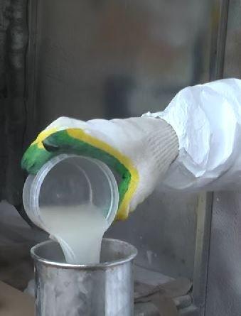 Используем полиуретановый грунт