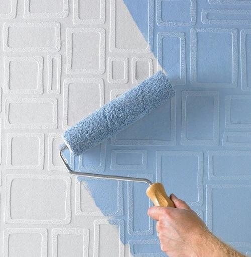 Используя специальные виды покрытия и соответствующий им краситель можно придать помещению оригинальный внешний вид основываясь на своих личных предпочтениях
