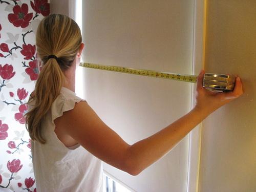 Используйте измерительные инструменты