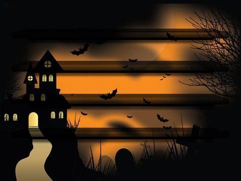Изображение, светящееся в темноте