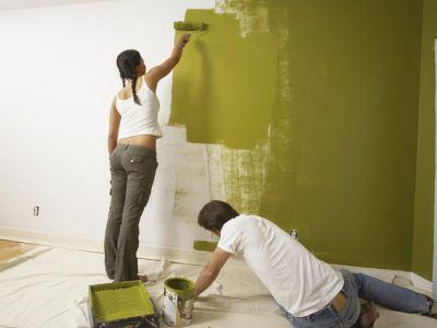 Качественная краска – отличный результат!