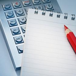 Калькулятор, блокнот и карандаш пригодятся в этом деле.