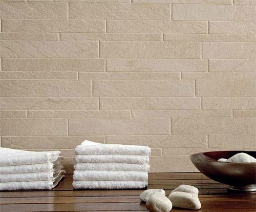 Керамическая плитка для облицовки бани