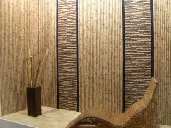 Комбинация бамбука по направлению