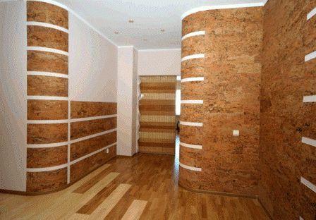Комбинированные решения помогут придать комнате потрясающий внешний вид