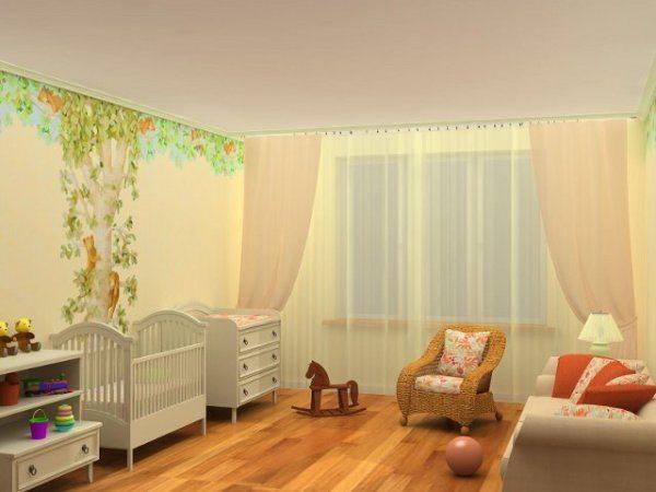 Комната отдыха младенца