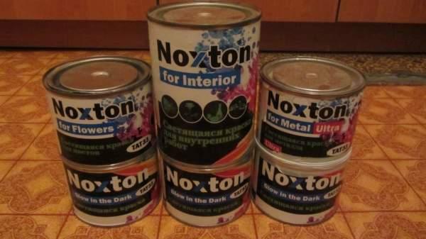 Компания Нокстон – ведущий производитель светонакопительных растворов на нашем рынке