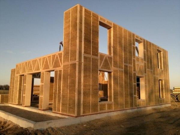 Конфигурация здания может быть какой угодно, по желанию заказчика