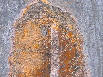 Коррозия армированного бетона