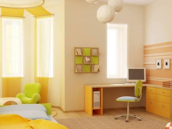Крашеные стены в квартире постепенно вытесняют обои.