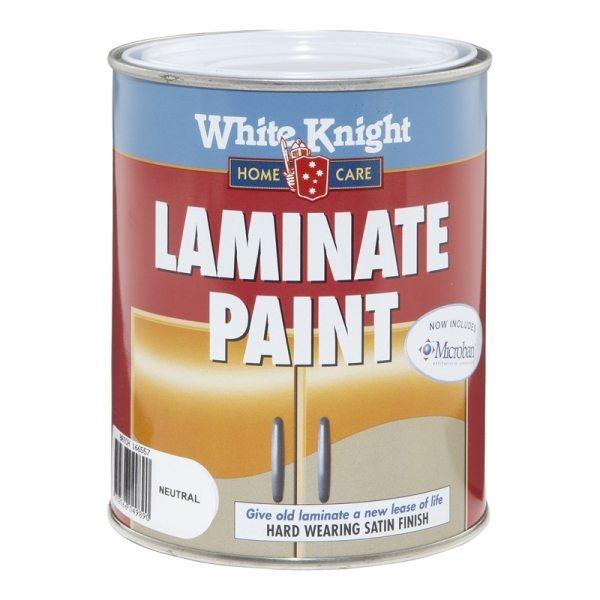 Краска для работ по ламинату