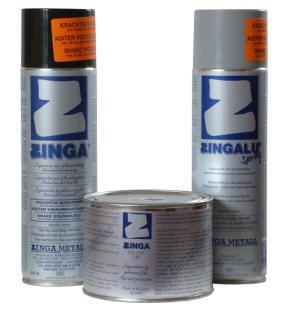 Краска-грунтовка Zinga
