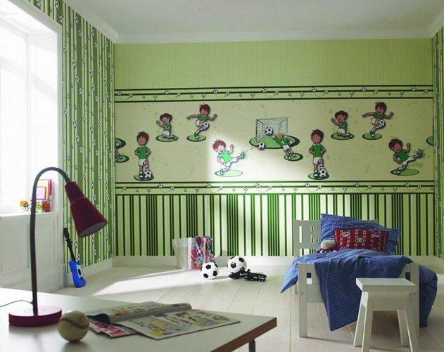 Лучше всего детскую комнату оформлять в одних тонах, поскольку это создает в ней уют и определенный комфорт