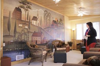 Любое художественное полотно мирового наследия может «прописаться» на ваших стенах