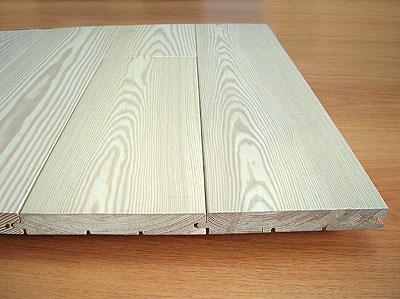 Массивные доски – оптимальное решение для покрытия полов.