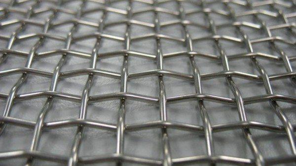 Металлическая штукатурная сетка 5х5 мм