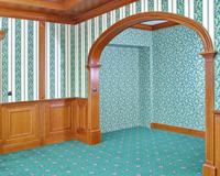Межкомнатные арки позволяют увеличить проём между помещениями и укрепить его