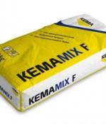 Минеральной штукатурке Kemamix подвластны декоративная, рельефная, гладкая поверхности
