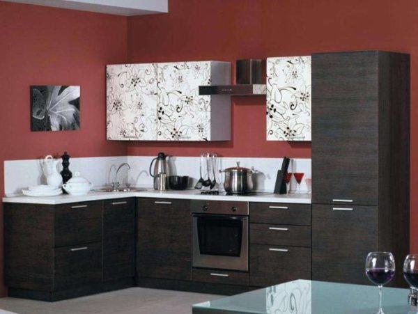 Минимализм в оформлении кухонного интерьера