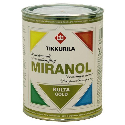 Миранол от Тиккурила