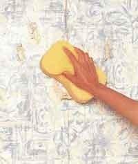 Мытьё гипсовой отделки