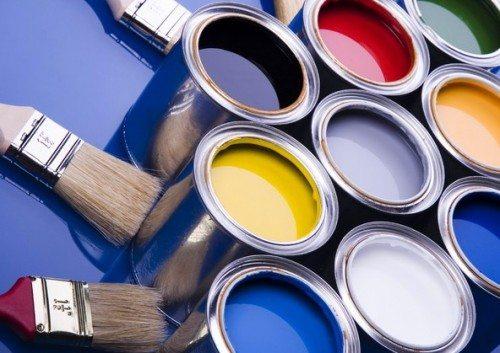 На фото - насыщенность цветовых исполнений фасадных покрытий