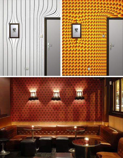 На фото - несколько вариантов одиночного типа покрытия