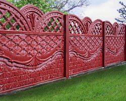 Как покрасить забор из сетки рабицы, штакетника: инструкция, какую выбрать краску (видео и фото)