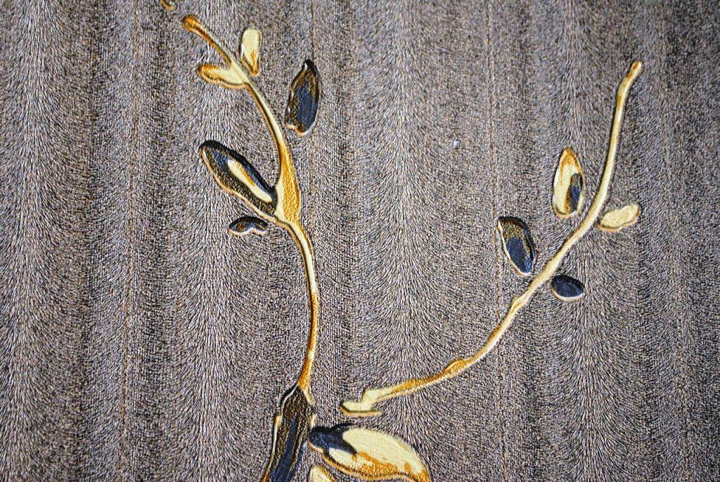 На фото – отделочный материал на основе серпянки