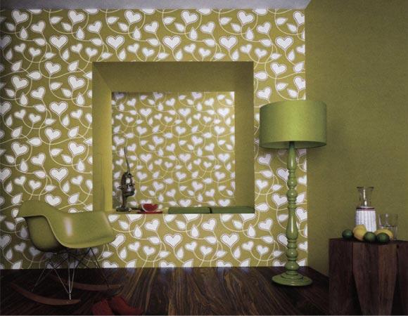 На фото показан грамотный подбор цветов в комнате.