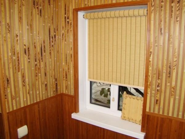 На фото стеновые панели