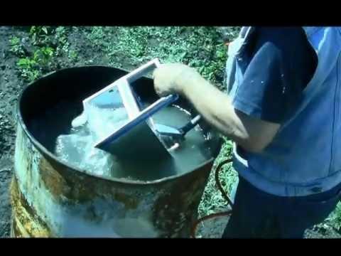 Хоппер ковш своими руками видео