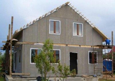 Наружная отделка способна не только украсить, но и утеплить дом