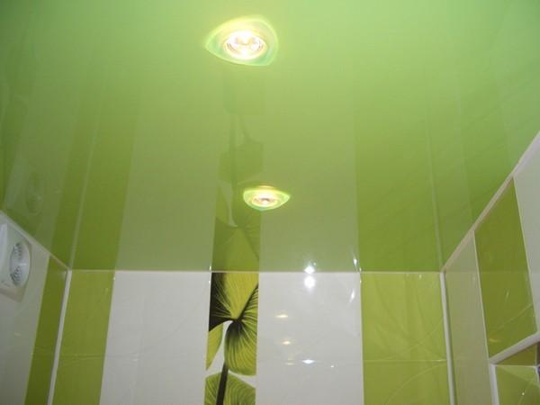 Натяжной потолок – это красота, практичность и возможность реализации любого цветового решения