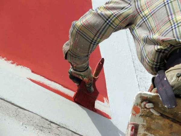 Научиться тому, как красить фасадной краской несложно