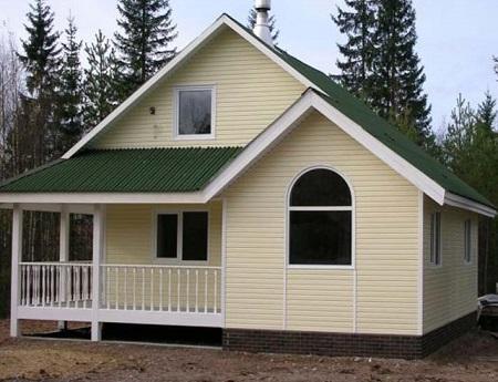 Навесные фасады – один из самых популярных видов отделки.