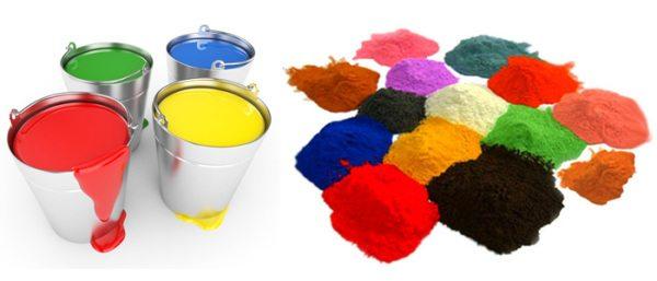 Но никакой конкуренции нет – просто у каждого способа получения средства для покраски свои преимущества и своя инструкция применения