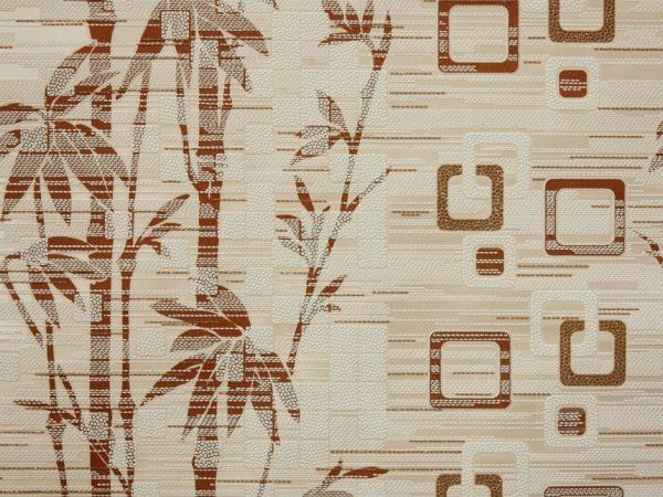 Обои для стен с бамбуком – очень оригинальное решение для вашей гостиной