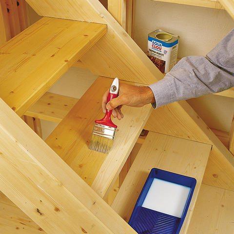 Обработка древесины.