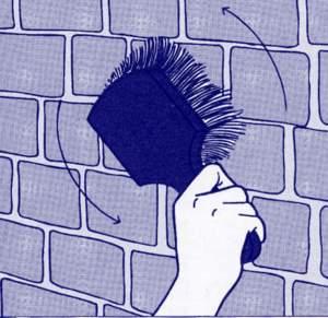 Очищение поверхности – необходимый этап