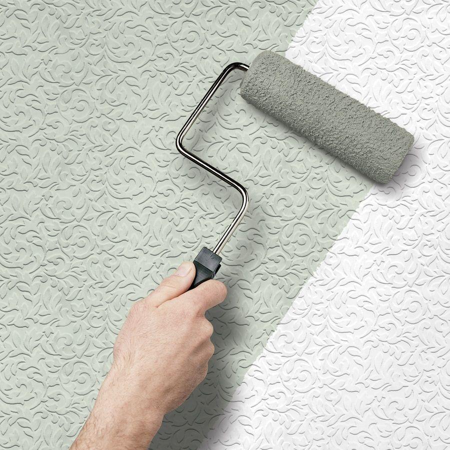 Одно движения кисти или валика – стены приобретают совершенно иной оттенок