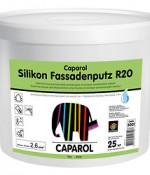 Одну из лучших силиконовых штукатурок, готовых к использованию, предлагает Caparol